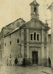 Corte - L'Eglise Sainte-Croix 10.09.1911 (Copier) (Copier) copie