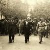 Libération de Corte , défilé représentants de l'Etat (Copier)