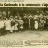 Consécration de Mgr Casanova - Deux cents Cortenais à la cérémonie d'Ajaccio (Copier)