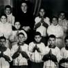 les enfants de choeur d'il y a 27 ans - local Corte photo Jeannot Filippi (Copier)