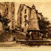 CORTE - Fontaine des 4 canons