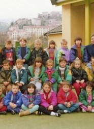 Photo Adrienne Meyer PORETTE années 90s professeur Mme BernardiLOGO