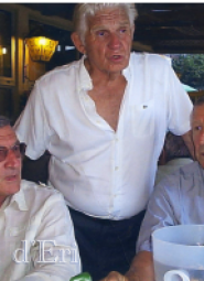 Pierre CANGIONI Dominique COLONNA Raymond KOPA