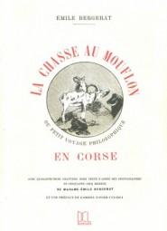 La chasse au mouflon - Emile Bergerat - DCL éditions - ISBN 2911797043