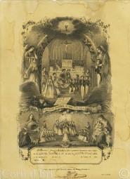 Communion Joséphine ORDIONI 1862