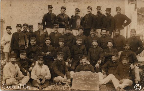 Campagne 1914 -11èe Régiment d'artillerie (Copier)
