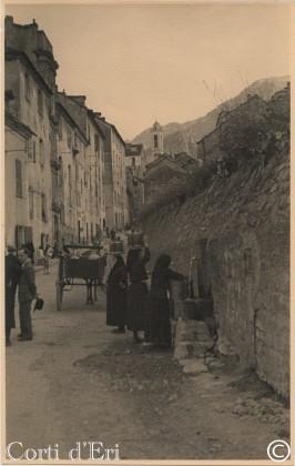 Fontaine - Rue colonel Feracci - A Funtanella (Copier)