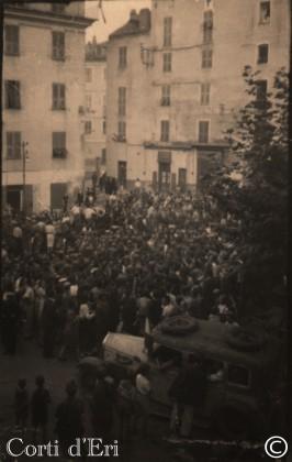 Libération de Corte , septembre 1943 (Copier)