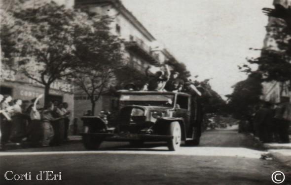 Libération de Corte septembre 1943 , le cours (Copier)