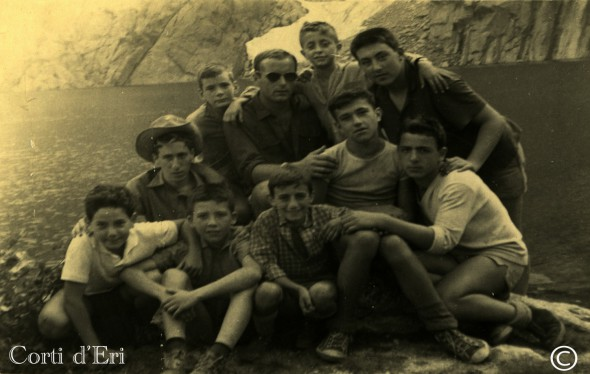 Lac du Melo - juillet 1961 (Copier)