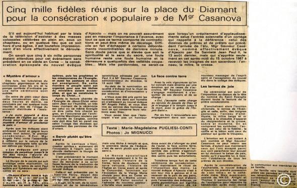 cinq mille fidèles réunis sur la place du Diamant pour la consécration populaire de Mgr Casanova (Copier)