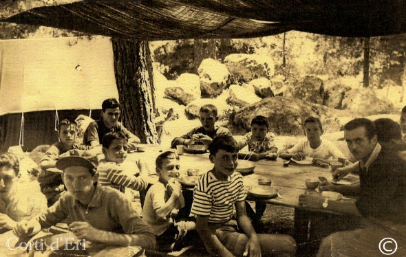 Camp Tragone 1960 (support papier 3) (Copier)
