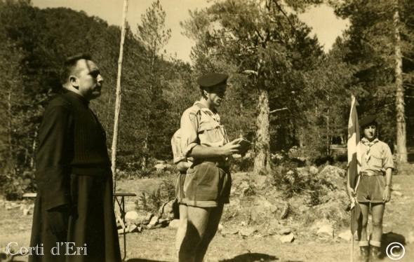 Camp de Ghisoni promesse - 1961 (Copier) copie