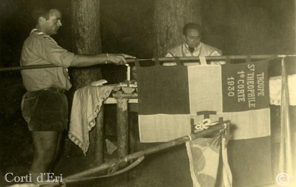 Camp du Cadamazzu juillet - août 1962 promesse de gérard à minuit (Copier)