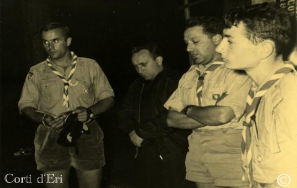 Camp scout du Cadamazzu juillet-août 1962 - 2 août 1962 (Copier)