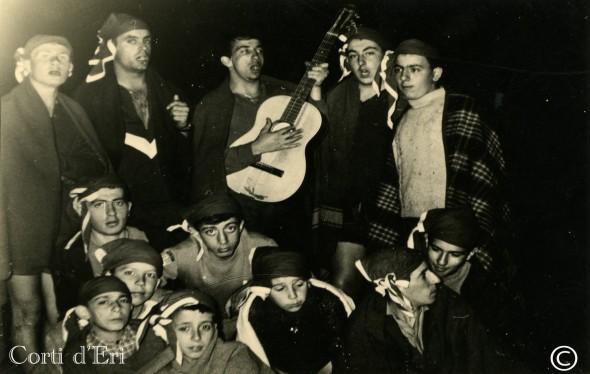 Camp scout juillet août 1962 (Copier)
