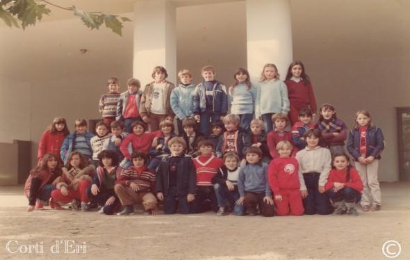 Classe CM2 Sandreschi 1981-1982 (Copier) copie