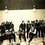 A Mannella CFPA de Corté 1975 Tony Michelsen-jacques Lucciani fils Antoine Casanova Jean Baptiste Pulicani guitares
