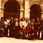 A Mannella pour Pentecôte en mai 1978 à Avignon