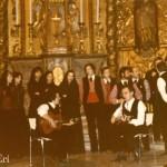 A Mannella à Grenoble en janvier 1977