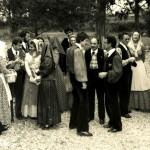 A Mannella et i Machjaghjoli aux assises nationales des groupes folkloriques le 15 avril 1983