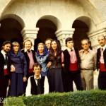A Mannella AU festival d'Avignon en Aout 1976