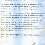 Déclaration du Docteur Colonna