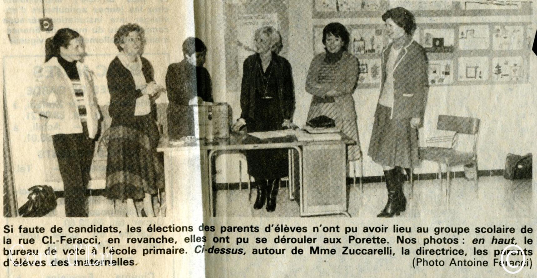 Le Livre De Notre Vie  U00e0 L U2019 U00e9cole Porette De 1975  U00e0 1979
