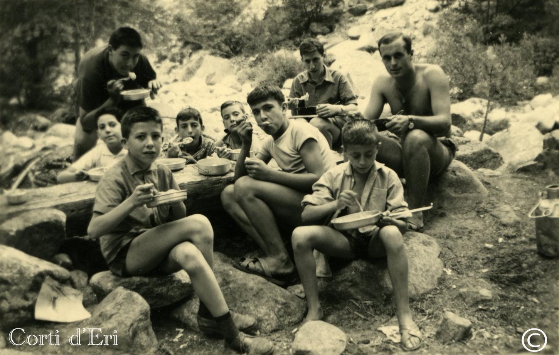 Les Scouts 224 Corte La Troupe Saint Th 233 Ophile Corti D Eri