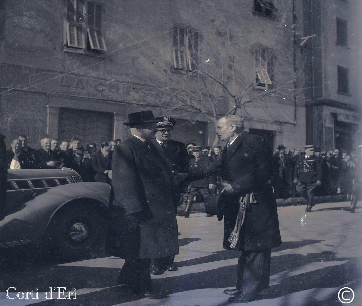 Andr le troquer corti d 39 eri for Ministre interieur 1960