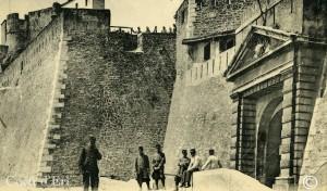 CORTE - Porte de la Caserne