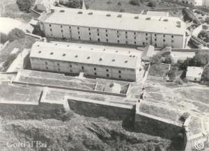La caserne Serrurier et Padoue avant la construction du Musée copie