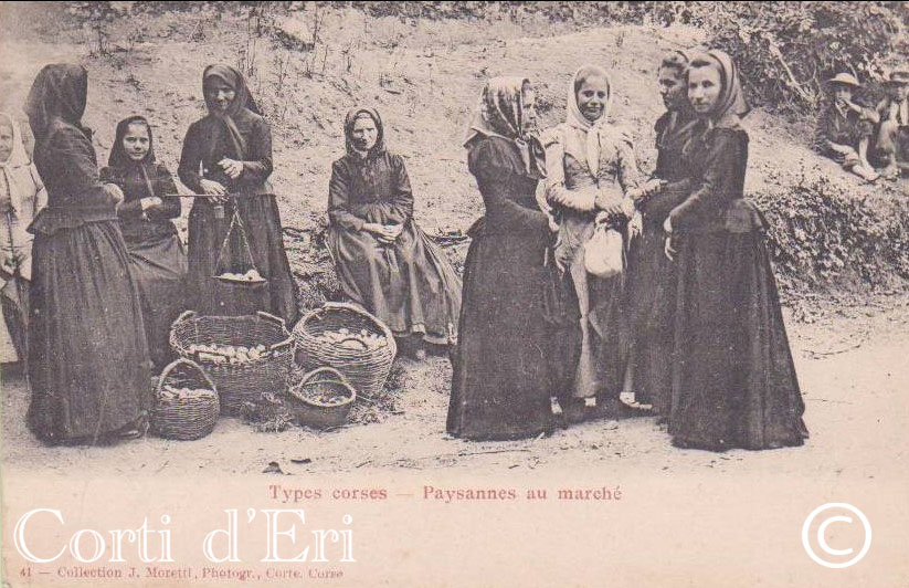 paysannes au marché logo