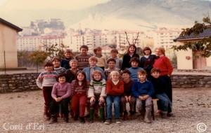 Année-scolaire-82-83-CE2-et-CM1 Md Zuccarelli