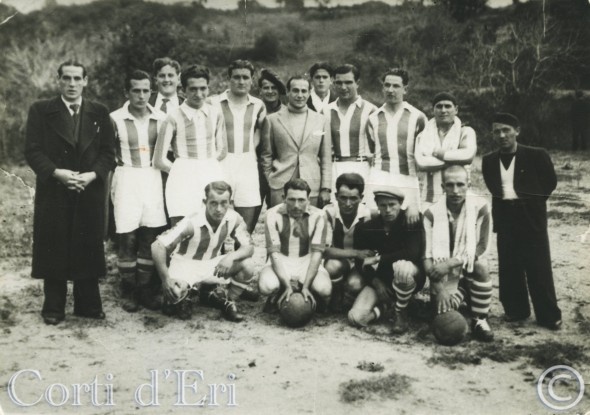 Mai 1938 Tino Rossi + USCorte LOGO