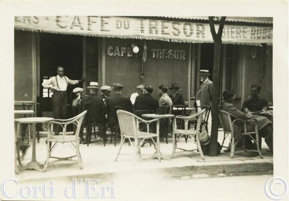 CAFE DU TRESOR (Archives Sialelli)